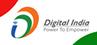 Logo of Digital India website